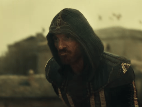 The new Assassin's Creed trailer has arrived to remind us how badass Michael Fassbender is