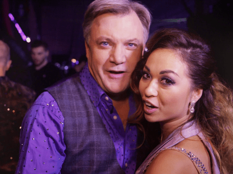 Strictly Come Dancing fans outraged as Ed Balls survives another week even after nearly dropping partner