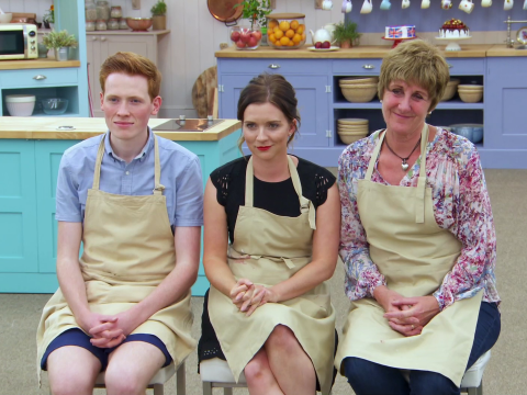 The Great British Bake Off Final 2016: Candice Brown crowned the winner