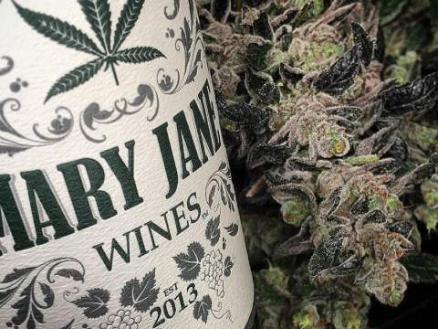 Weed-infused wine is now a thing that exists