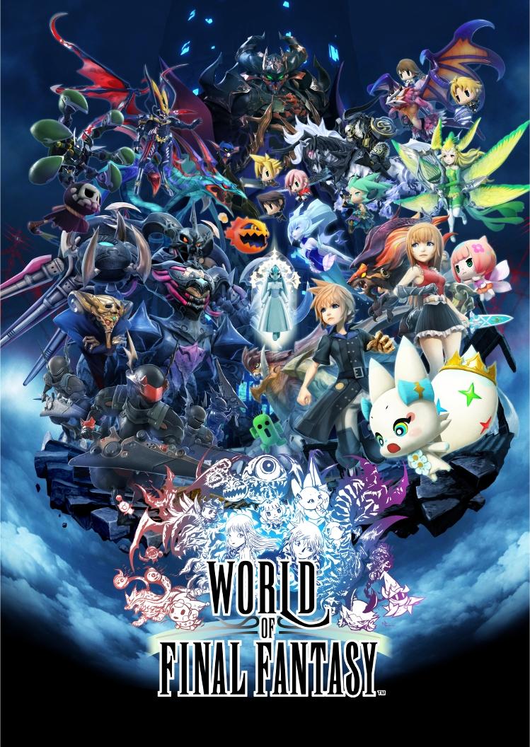 World Of Final Fantasy review – premier fan service