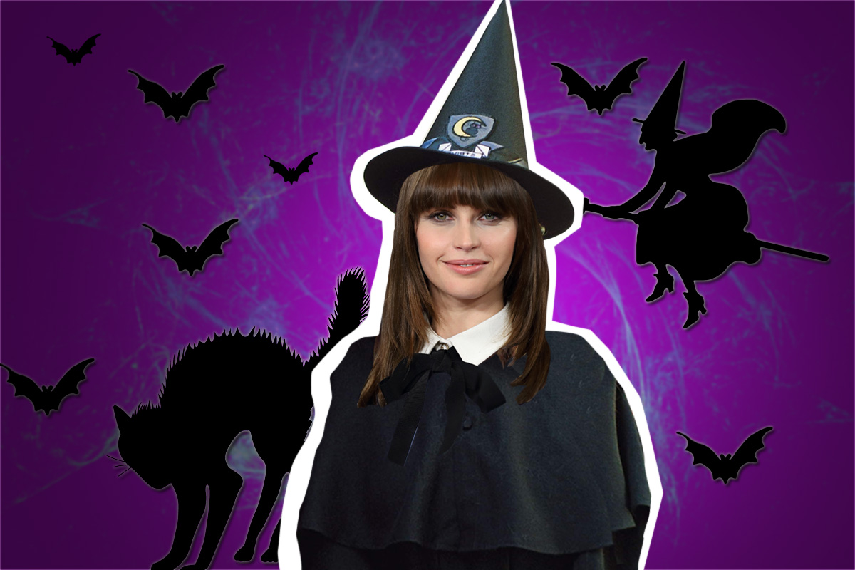 Felicity Jones just found out about The Worst Witch remake and she really wants a role