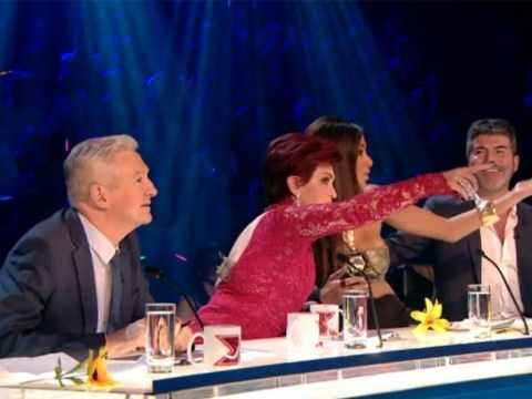 Dermot O'Leary jokes the X Factor judges' strange behaviour was down to 'vodka, gin and whiskey'