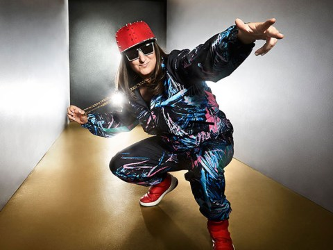 The X Factor's wannabe rapper Honey G 'screams' if you touch her stuff