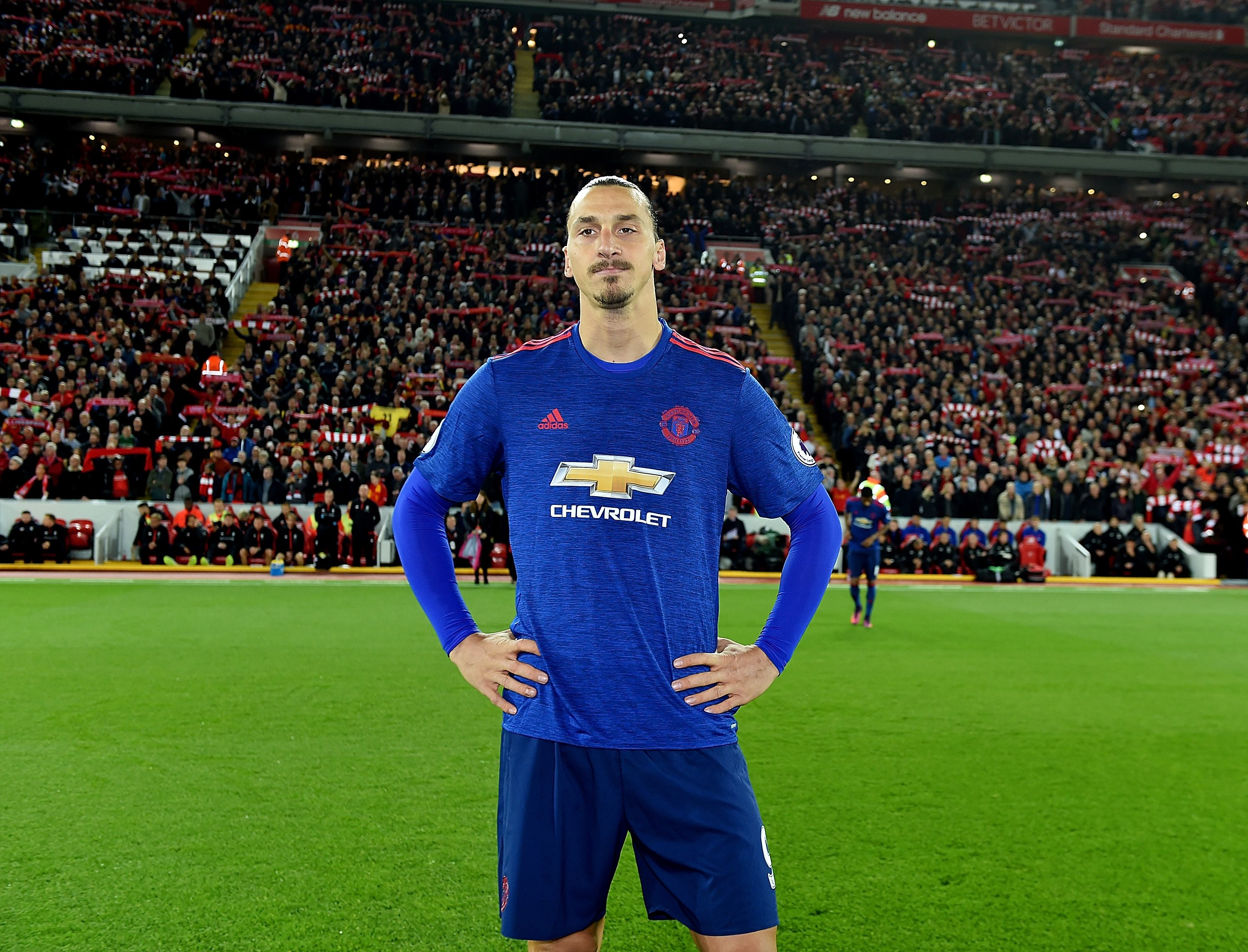 Manchester United star Zlatan Ibrahimovic is the signing of the season, says Owen Hargreaves