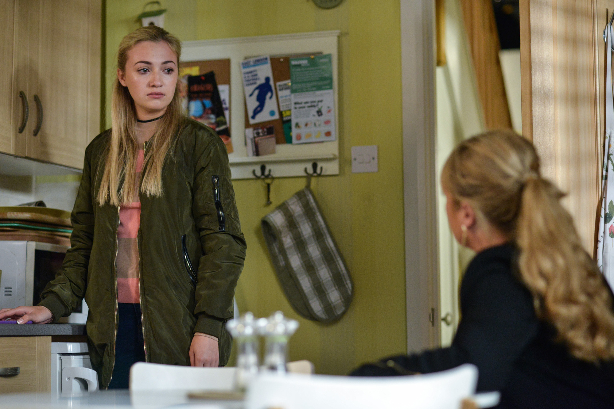 EastEnders spoilers: There's tragic heartbreak in store for Louise Mitchell tonight
