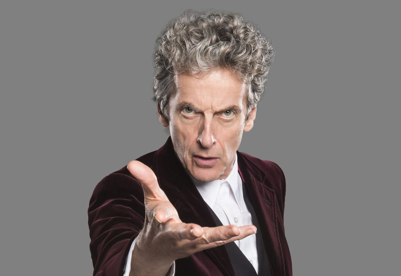Programme Name: Doctor Who Christmas Special 2016 - TX: 01/11/2016 - Episode: The Return of Doctor Mysterio (No. n/a) - Picture Shows: Doctor Who (PETER CAPALDI) - (C) BBC - Photographer: Ray Burmiston