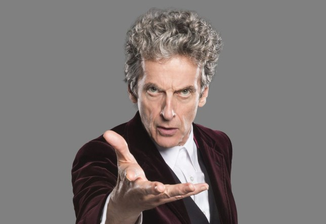 Doctor Who Christmas Special 2016.Peter Capaldi Is Leaving Doctor Who But When Will His