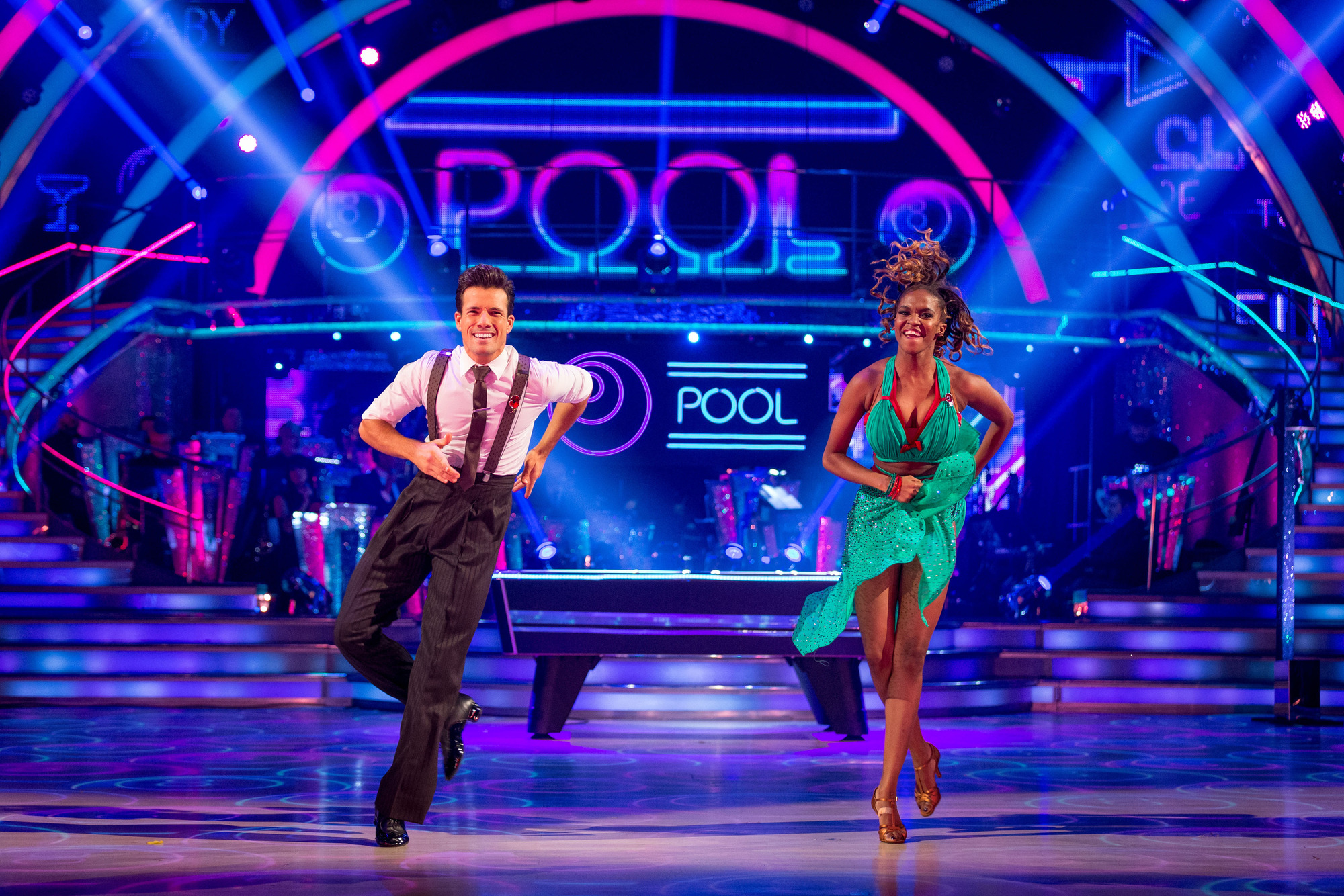 Strictly Come Dancing 2016: Danny Mac receives his first 10's of the series