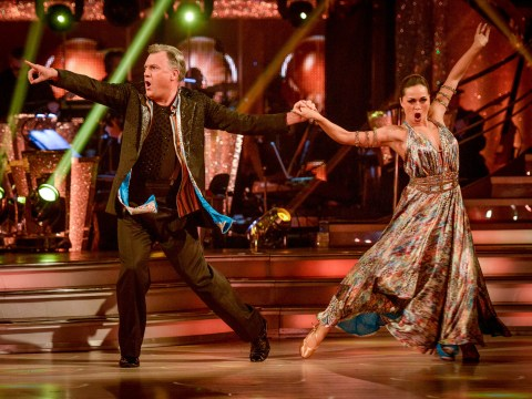 Ed Balls refused to be fired out of a cannon in Strictly Come Dancing 'backstage showdown'