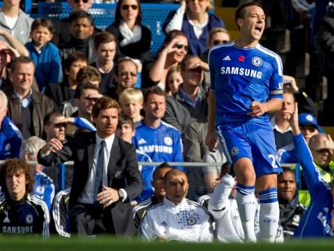Former Chelsea boss Andre Villas-Boas targets January transfer move for John Terry