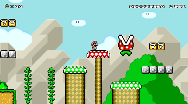 Super Mario Maker For 3DS - if you think you can do better, prove it