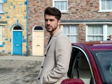 Coronation Street spoilers: 'I was pretty useless!' Adam Barlow returnee Sam Robertson talks show return