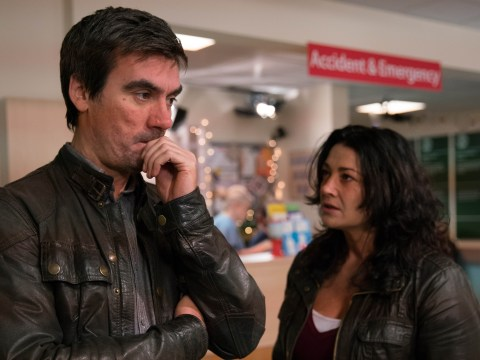 Emmerdale Christmas spoilers: Cain Dingle saves Moira as Pete Barton fights for life