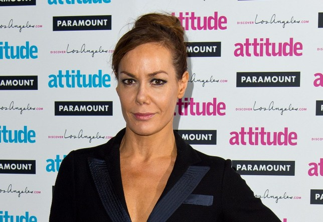 LONDON, ENGLAND - JULY 16: Tara Palmer-Tomkinson attends the Attitude Magazine Hot 100 party at Paramount Club on July 16, 2014 in London, England. (Photo by Ben A. Pruchnie/Getty Images)
