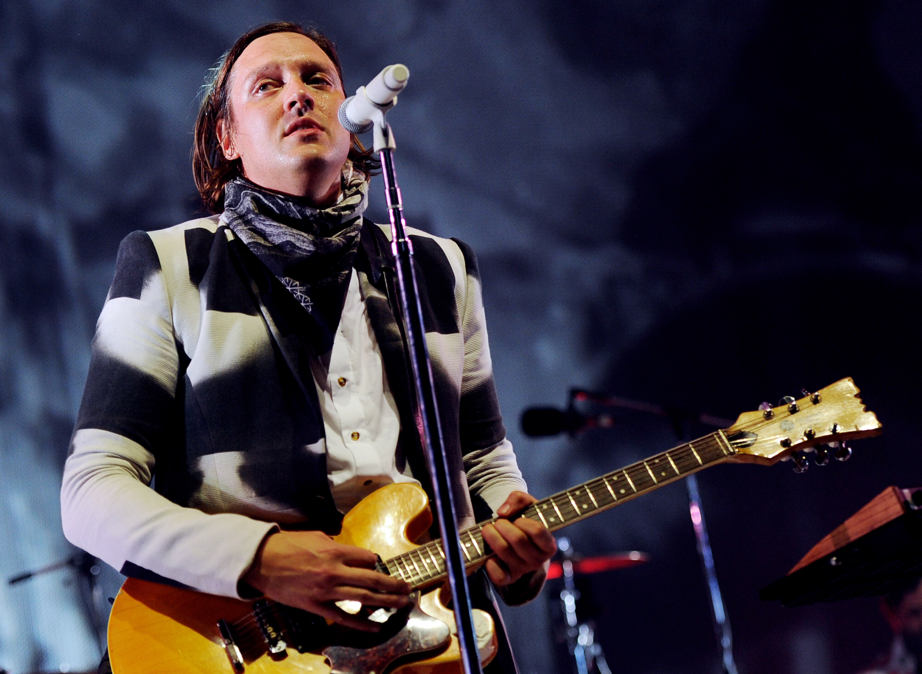 Arcade Fire announced as headliners for Isle Of Wight Festival 2017