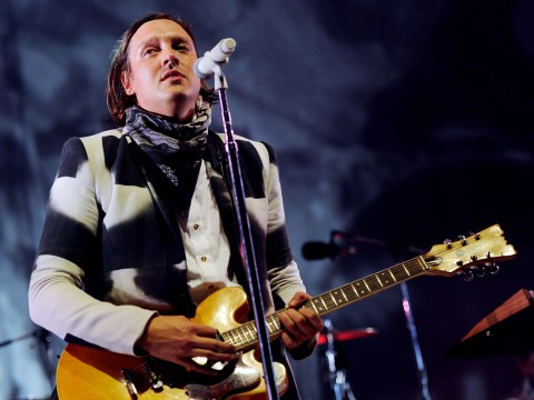 Are Arcade Fire gearing up to release a new album in April?