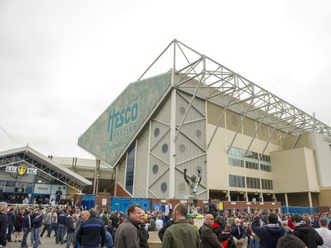 Newcastle fans heard goading Leeds supporters with obscene Jimmy Savile chants live on Sky Sports