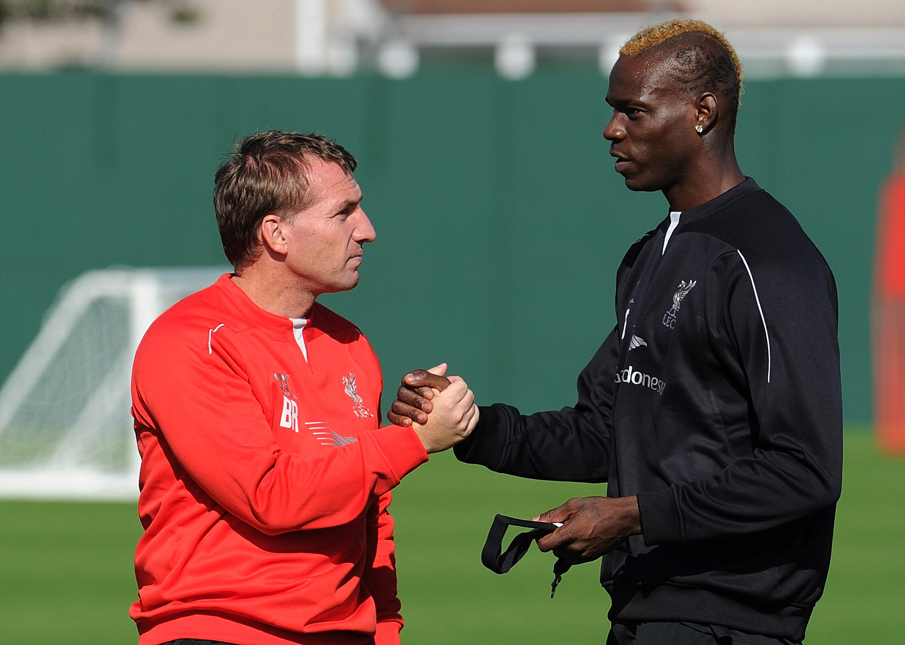 Former Liverpool boss Brendan Rodgers admits he found it hard to connect with Mario Balotelli