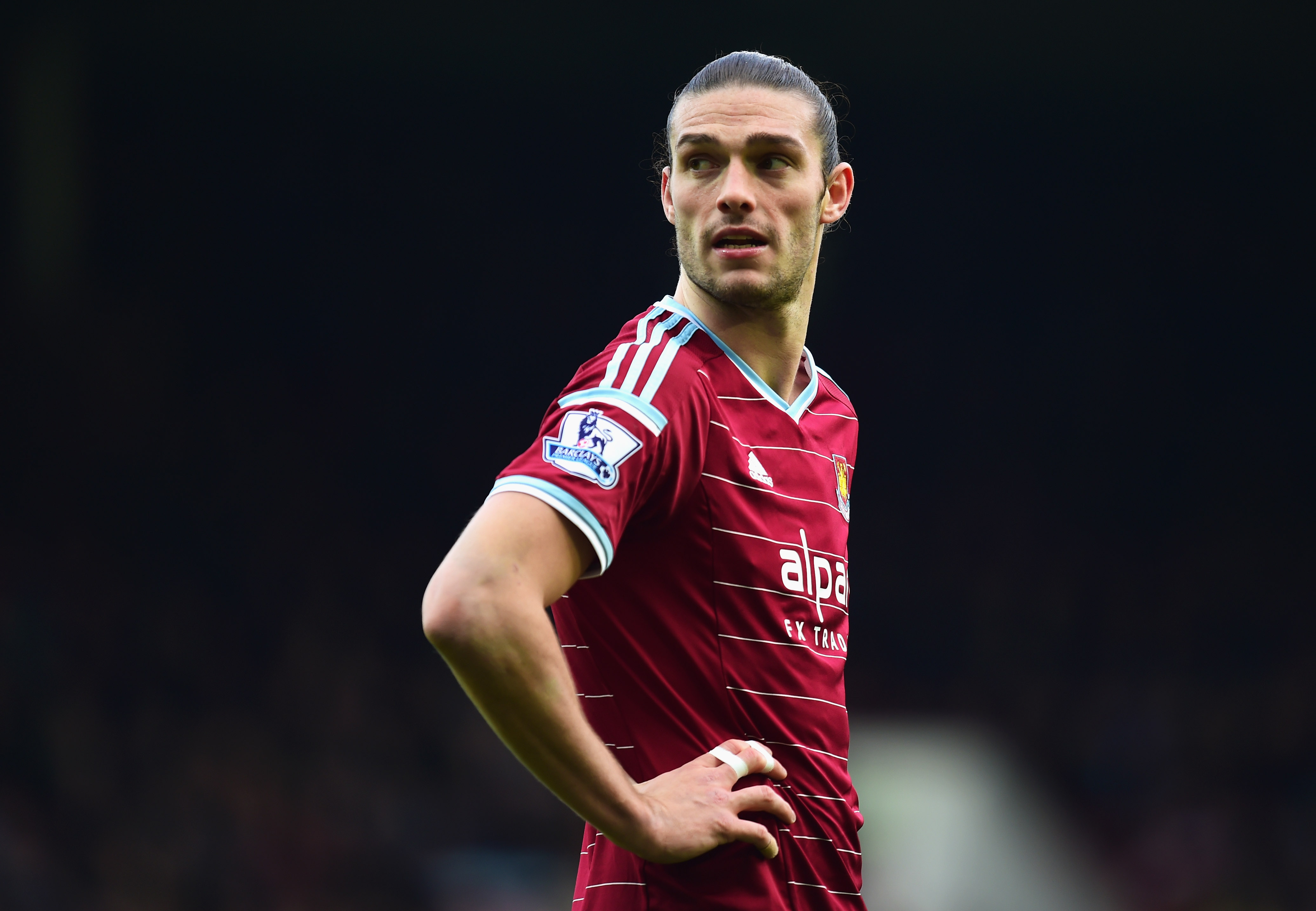 West Ham boss Slaven Bilic hails 'brave' Andy Carroll after being held up at gunpoint