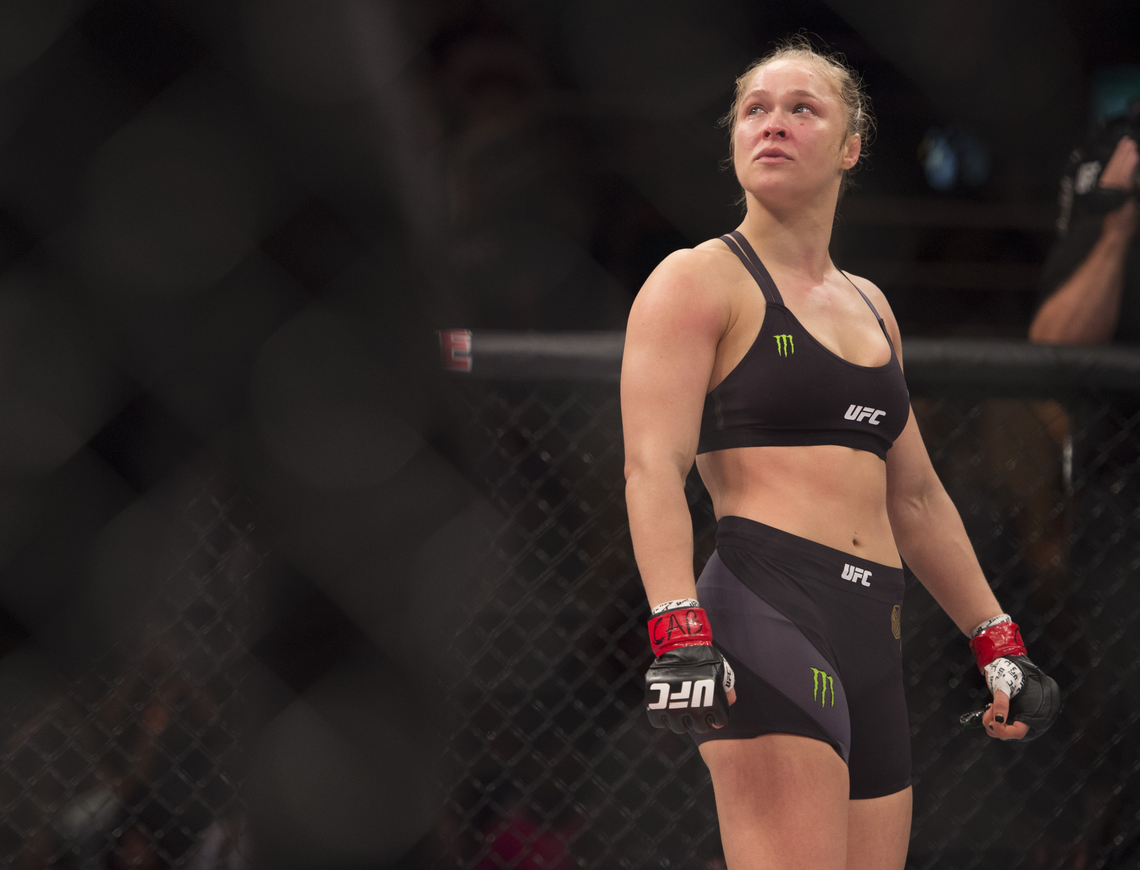 Ronda Rousey admits Amanda Nunes UFC 207 fight will be one of the final bouts of her career