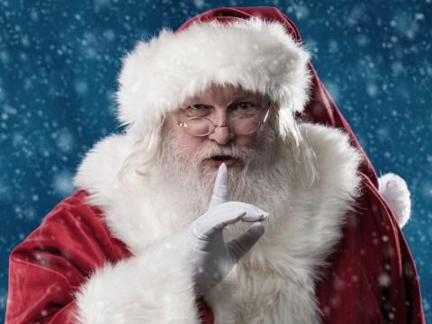 Fake Santa Cam ornament that implies Santa is always watching is creepy as hell