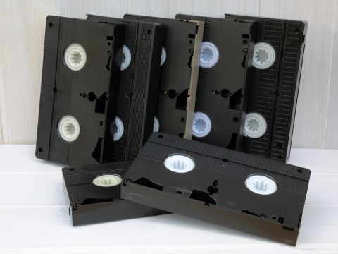 If you own any of these 25 seriously valuable VHS tapes, you could make thousands