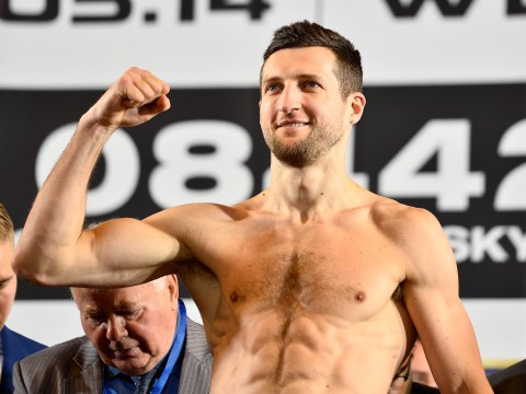 Carl Froch confident Gennady Golovkin would prove no challenge to him but wants Andre Ward to fight middleweight king