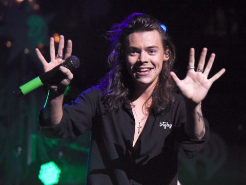 Harry Styles has gone all David Bowie in his new music