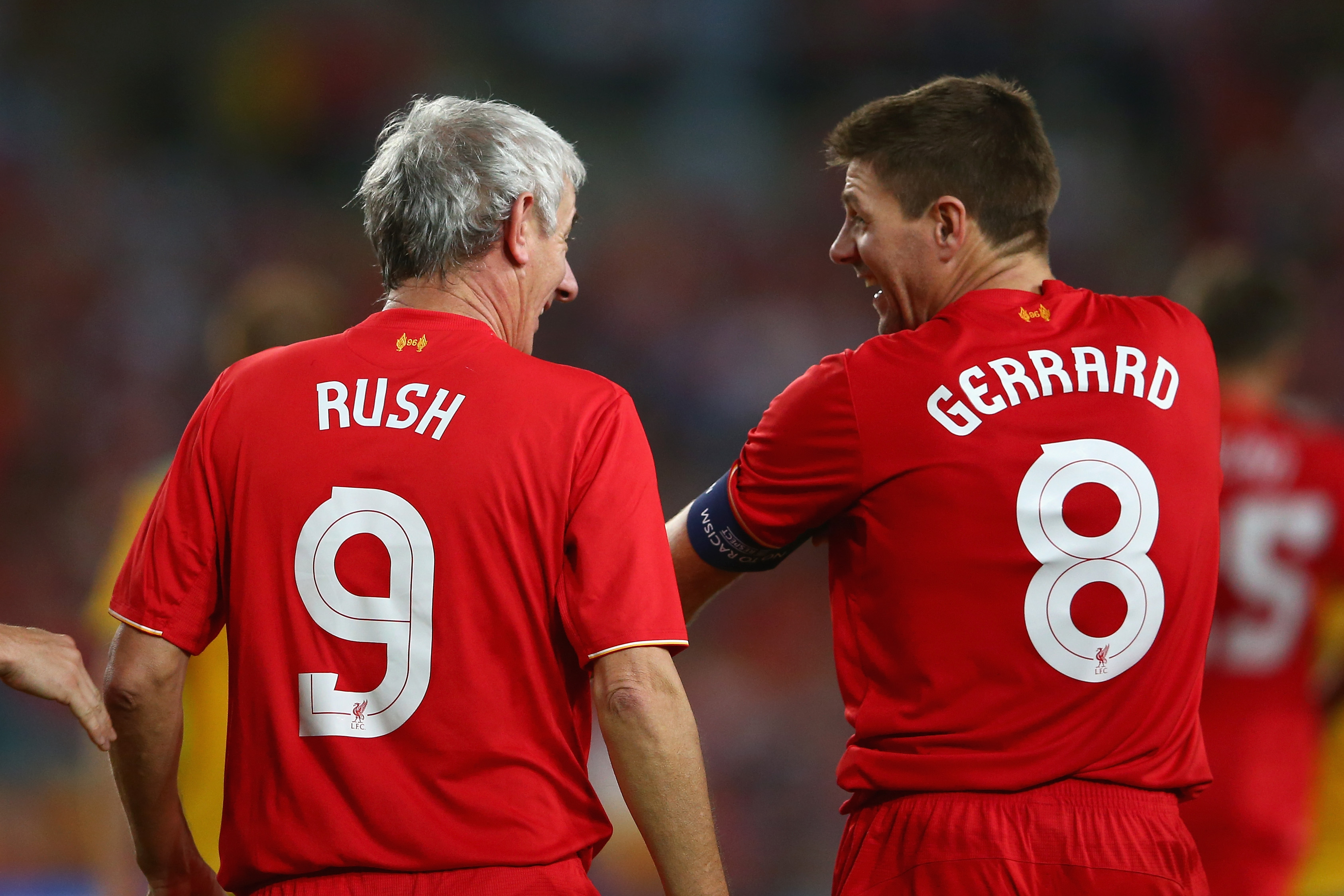 Liverpool legend Ian Rush sends management warning to Steven Gerrard