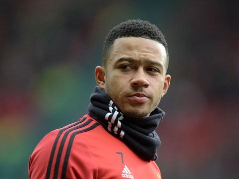 Manchester United waiting for 'reasonable' Memphis Depay transfer bid, says Jose Mourinho