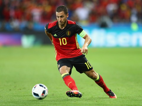 'I won't copy John Terry's leadership style at Chelsea,' says Belgium captain Eden Hazard