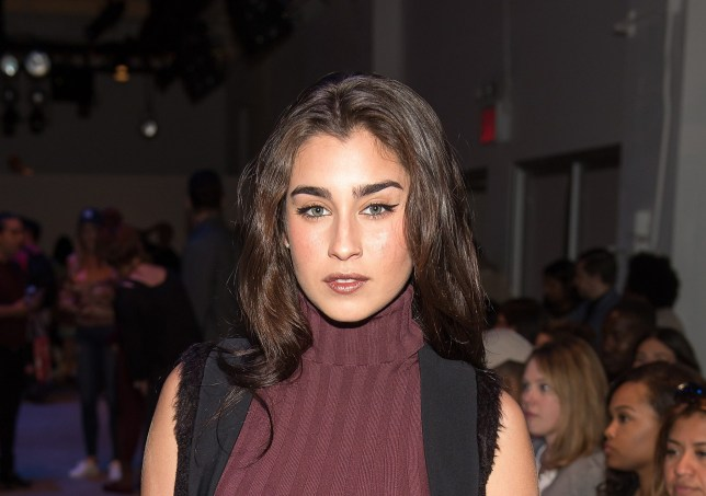NEW YORK, NY - SEPTEMBER 12: Lauren Jauregui of the musical group Fifth Harmony attends the Leanne Marshall fashion show during New York Fashion Week September 2016 at The Gallery, Skylight at Clarkson Sq on September 12, 2016 in New York City. (Photo by Mike Pont/WireImage)
