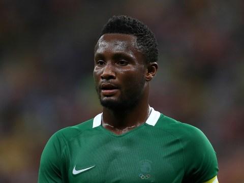 Nigeria boss slams Antonio Conte over treatment of Chelsea star John Obi Mikel