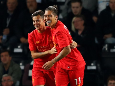 Philippe Coutinho says he has special relationship with every Liverpool player not just Roberto Firmino