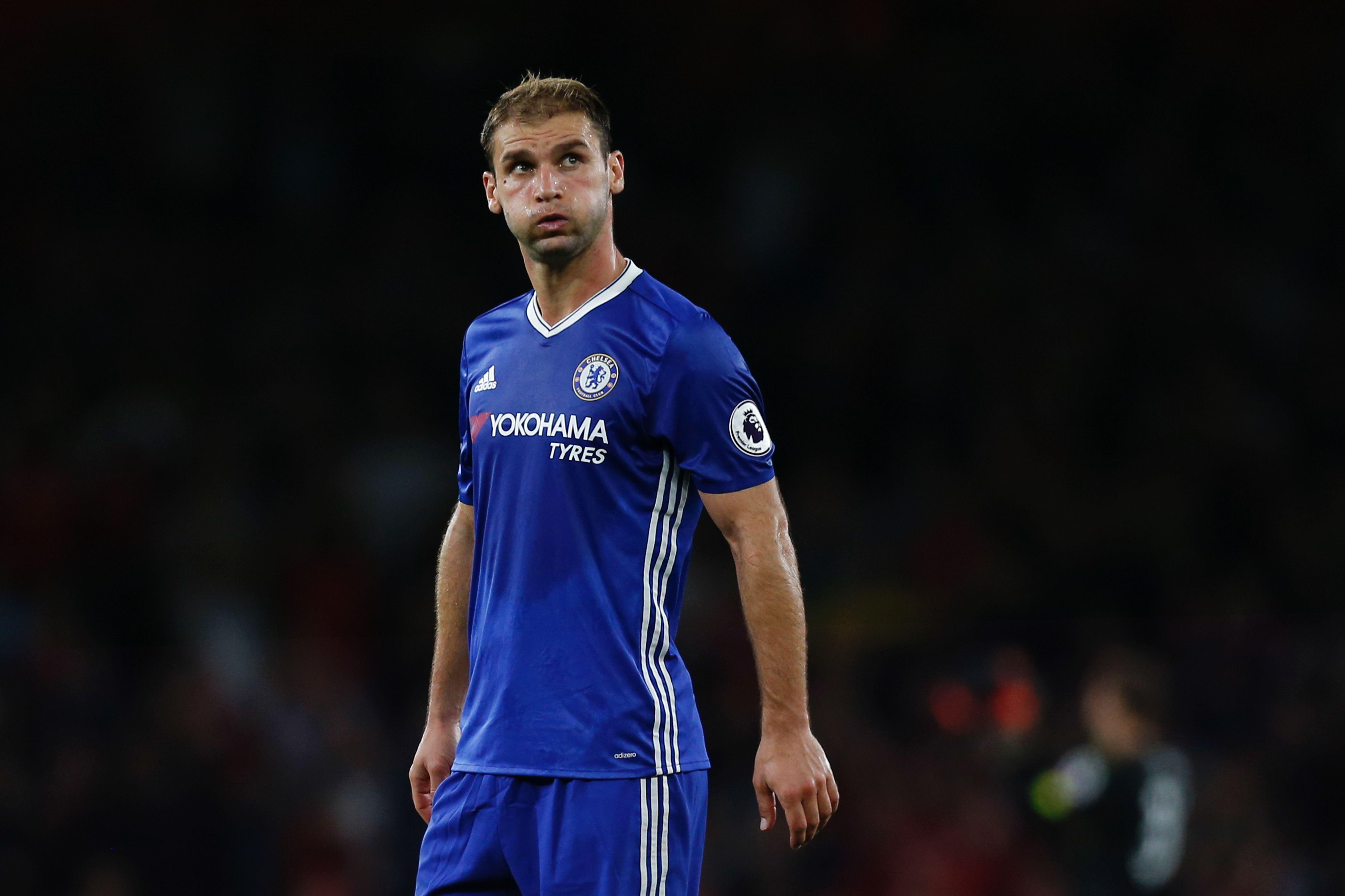 Chelsea's Branislav Ivanovic travels to Spain to complete Zenit transfer