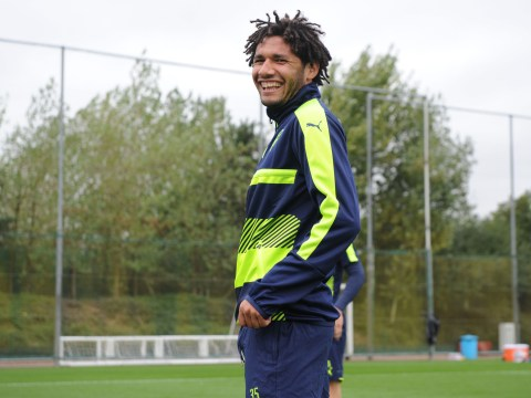 Arsenal were scouting Mohamed Elneny's Basel teammate Fabian Schar when they noticed the midfielder