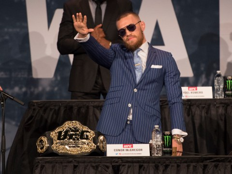 UFC featherweight champion Conor McGregor ends speculation of retirement with firm denial of rumours in the Irish press