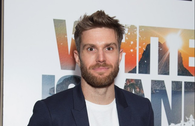 "LONDON, ENGLAND - OCTOBER 10: Joel Dommett attends the film premiere of ""White Island"" at Vue Piccadilly on October 10, 2016 in London, England. (Photo by Dave J Hogan/Dave J Hogan/Getty Images)"