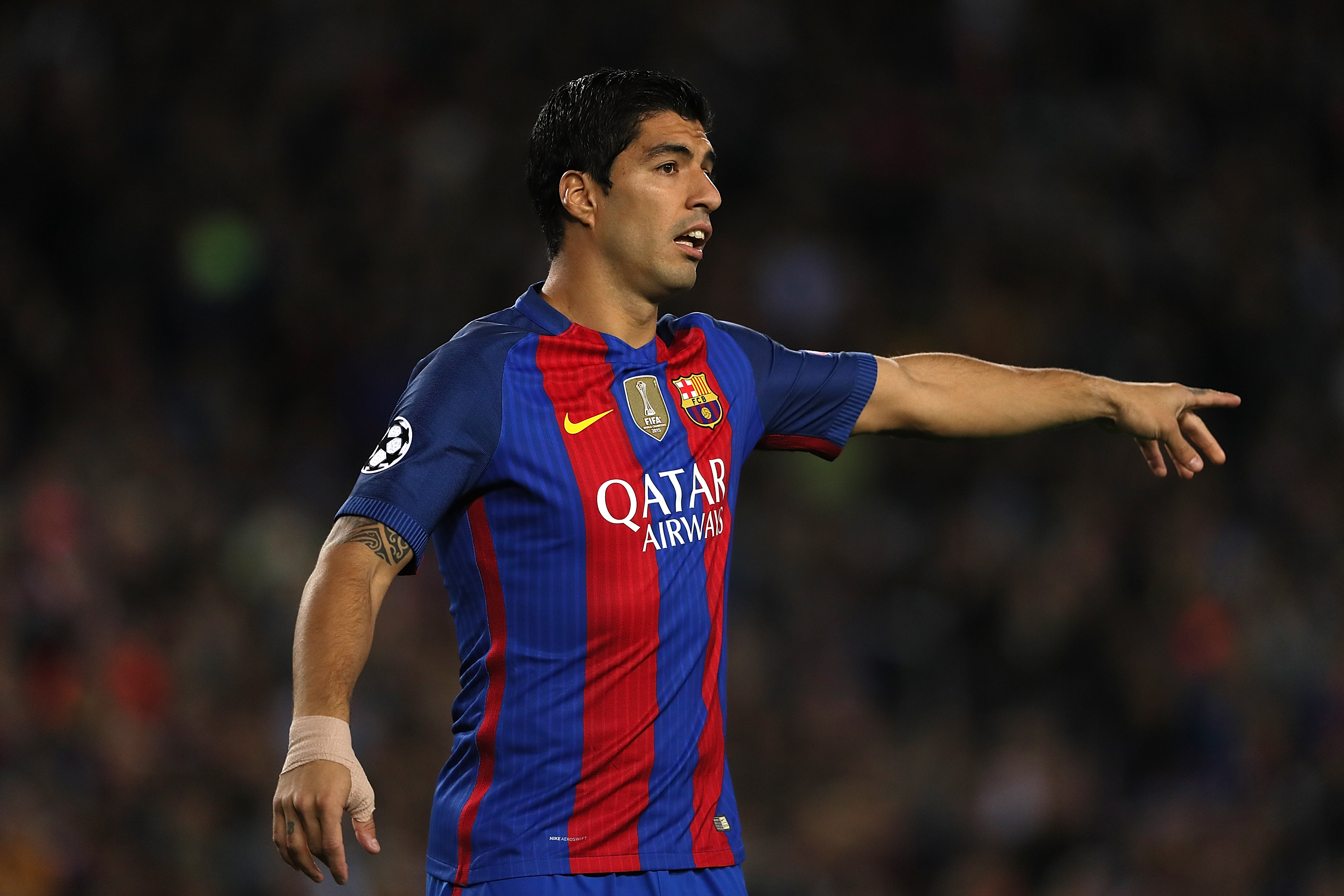 Luis Suarez backs Barcelona transfer move for ex-Liverpool team-mate Glen Johnson