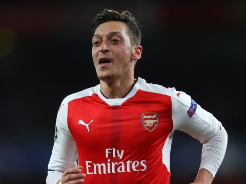 Mesut Ozil can become an Arsenal legend if he stays for 10 more years, says Arsene Wenger