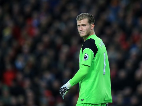 Video: Liverpool goalkeeper Loris Karius with the worst goal kick of all time