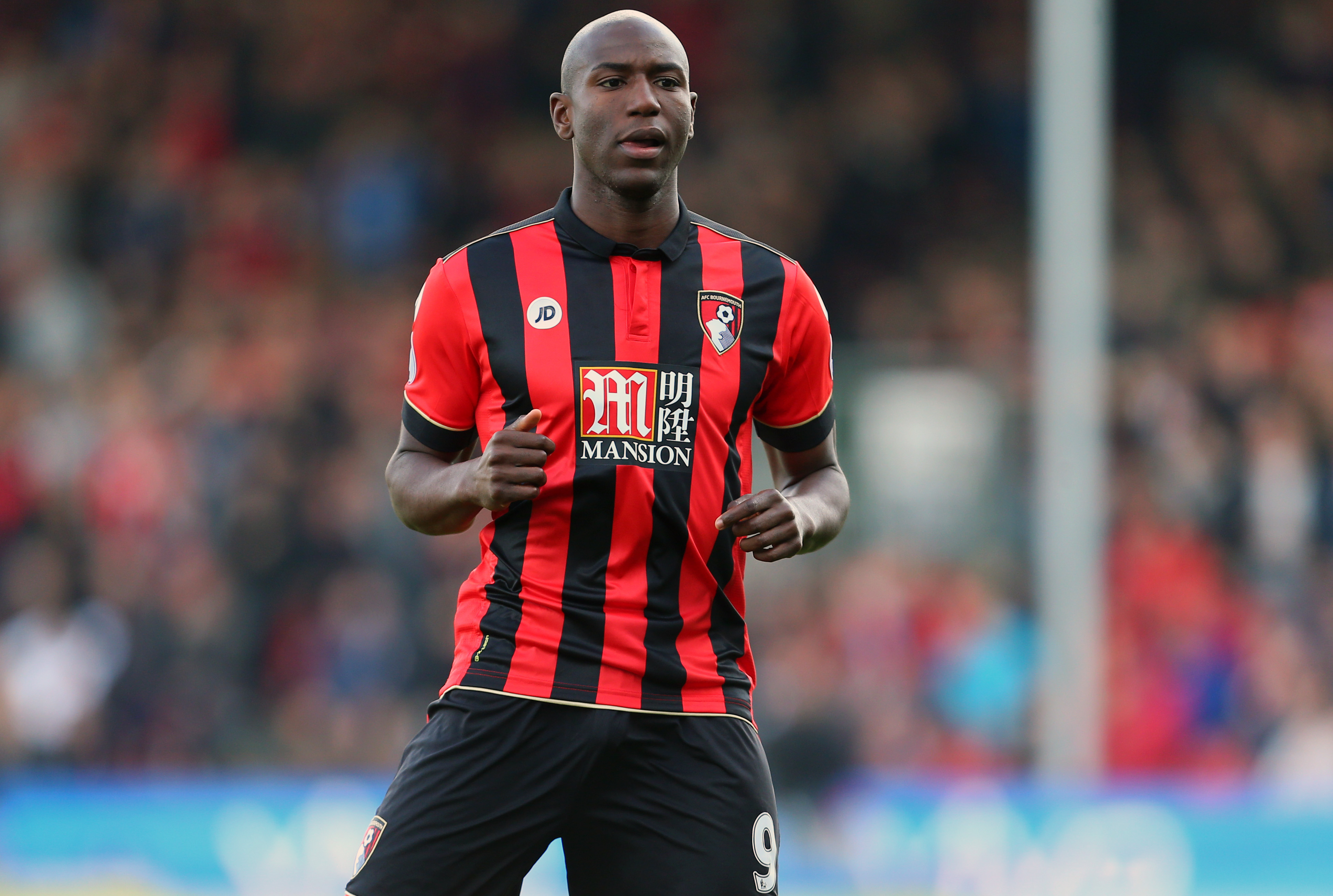 English FA ruin Benik Afobe's international debut by sending documents to the wrong Congo