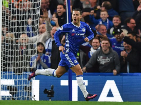 Chelsea star Eden Hazard reveals getting back on the Ballon d'or list is a big motivation