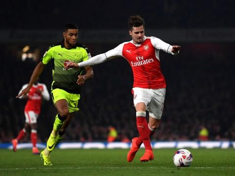 Arsenal legend Martin Keown hopes Carl Jenkinson can emulate Hector Bellerin
