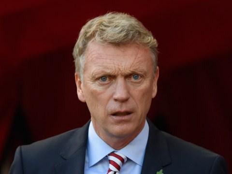 David Moyes faces sack if Sunderland don't beat Bournemouth