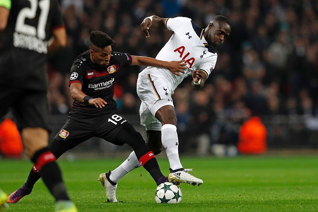Tottenham fans ask Daniel Levy to find the receipt for Moussa Sissoko after awful performance v Bayer Leverkusen