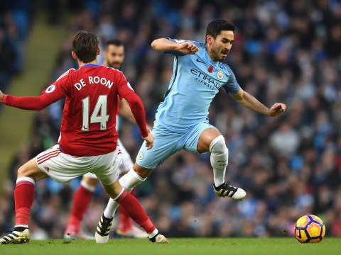 Ilkay Gundogan proves he's the Premier League's best central midfielder but leaky Manchester City are frustrated by Middlesbrough