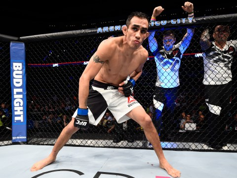 Tony Ferguson claims UFC rival Khabib Nurmagomedov turned down fight at Madison Square Garden