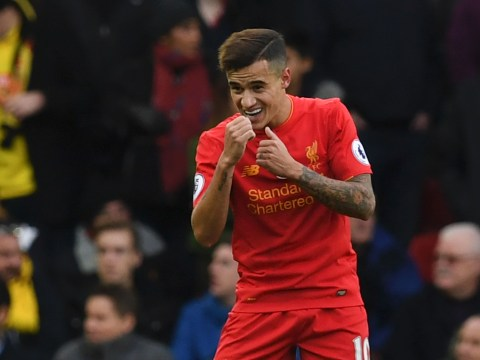 Liverpool 6-1 Watford hits and misses: Philippe Coutinho cannot be stopped but Lucas Leiva is not a centre-back